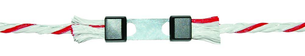 Litzclip Seil- Verbinder bis 6mm