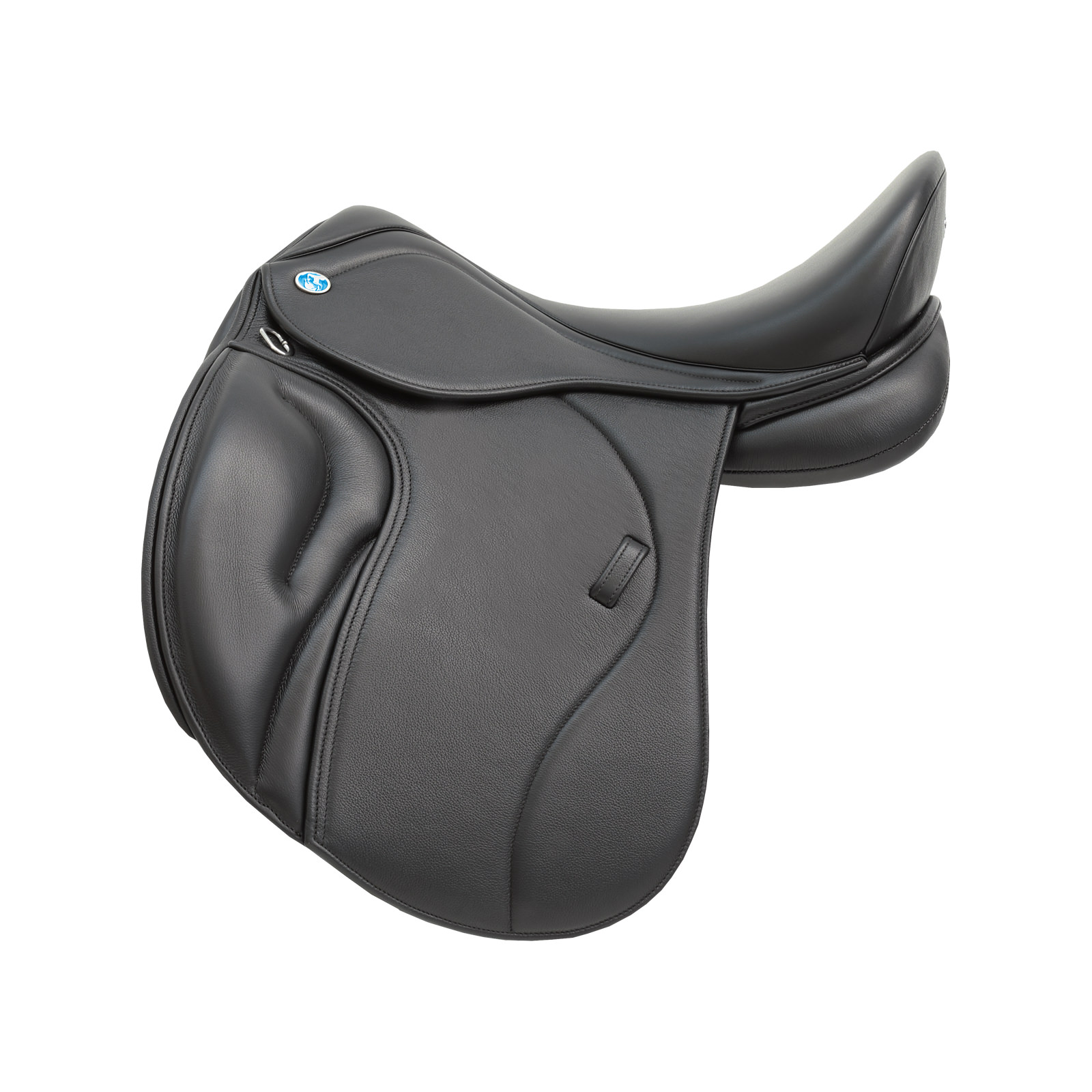 Sattel Kieffer Essentials Rosette Dressur Ponysattel