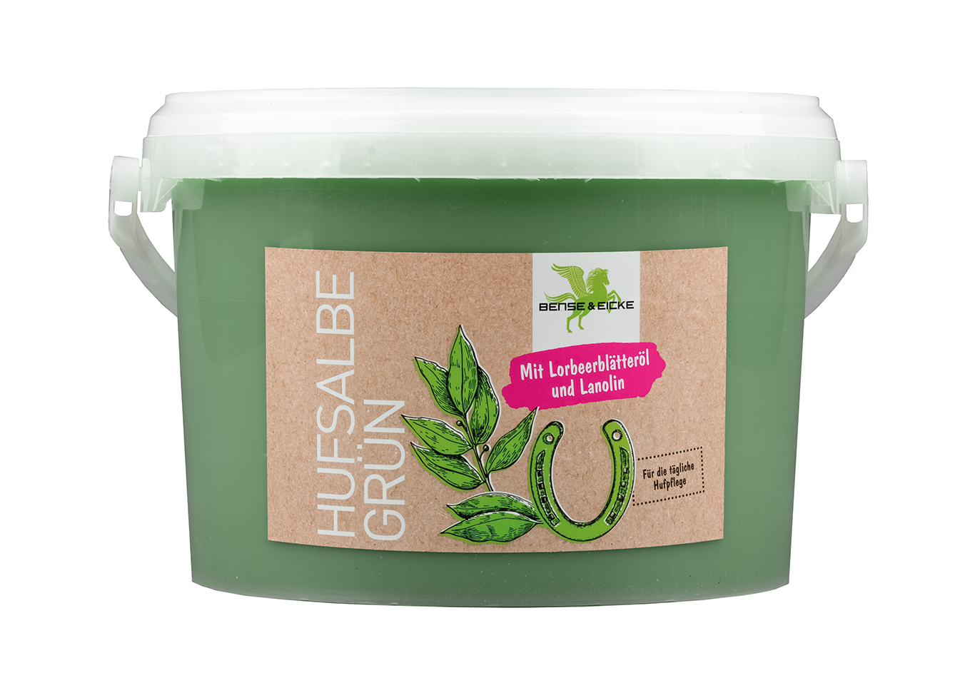 Hufsalbe grün 5L Bense&Eicke