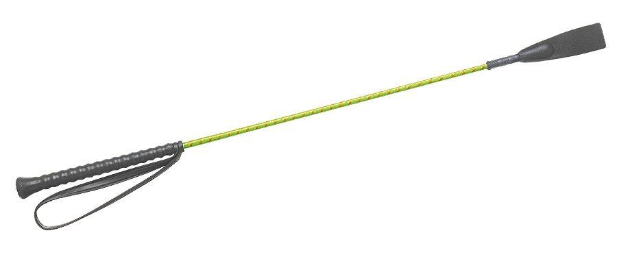 Fleck Springstock Rubber-Griff