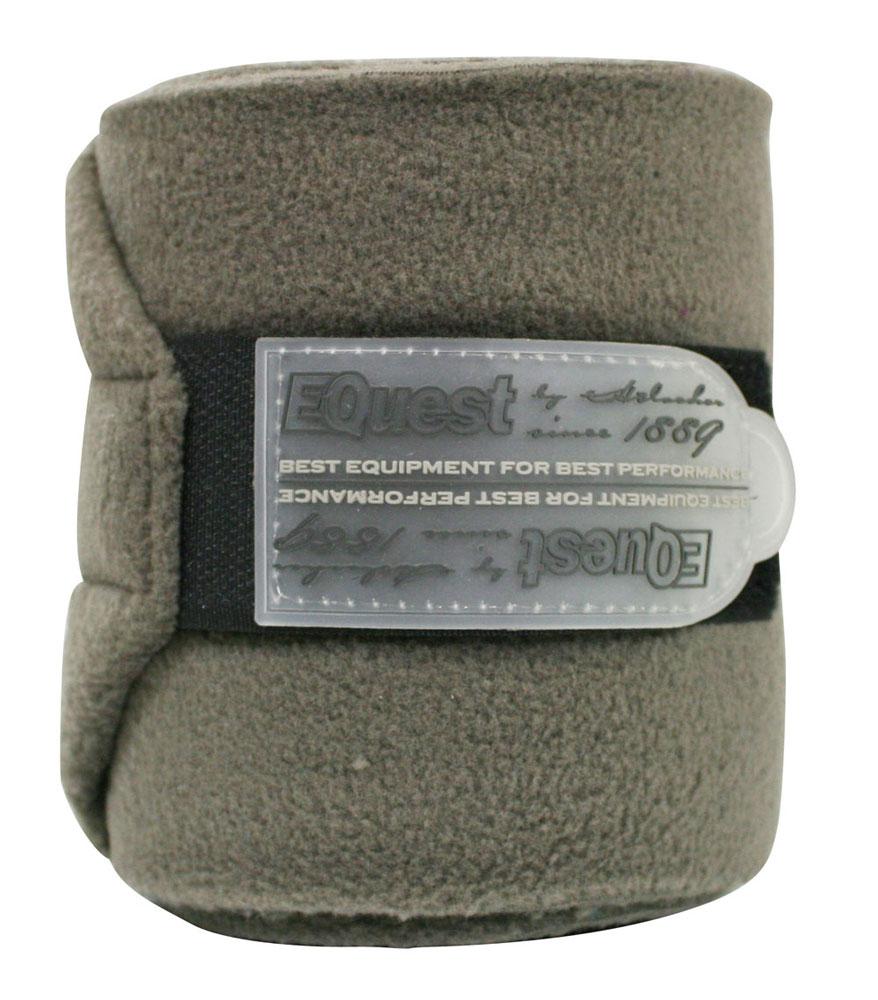 Bandagen EQ Alpha Fleece 4er-Set