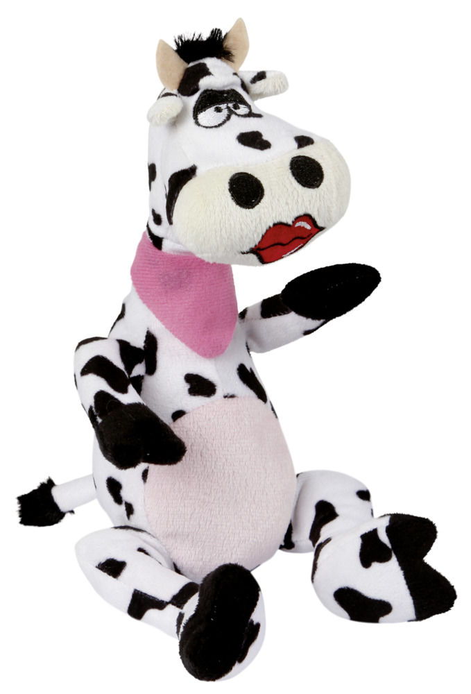 Hundespielzeug Kuh Olga 30cm