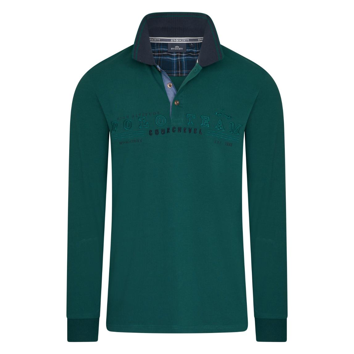 HVSIan Herren-Poloshirt