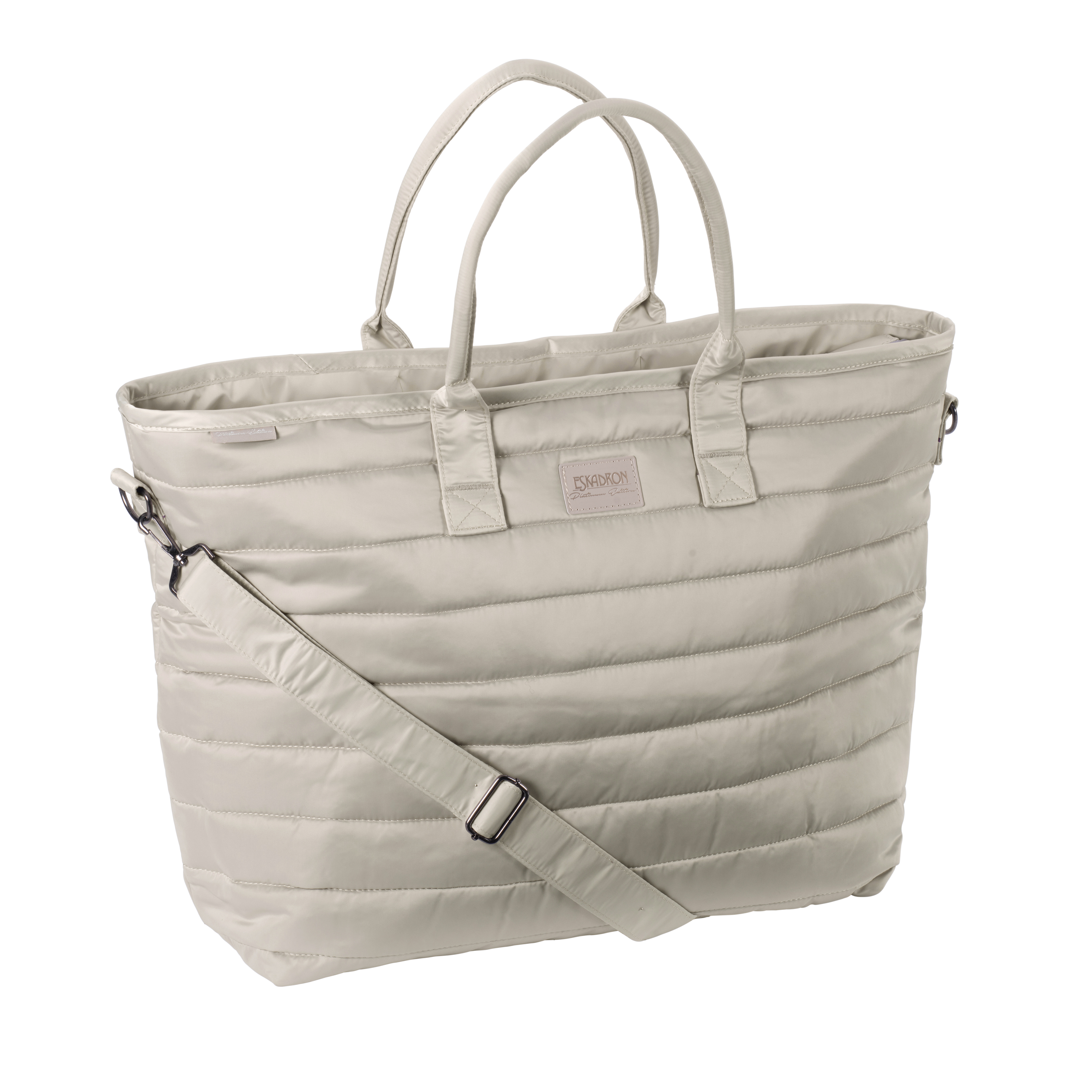 Eskadron Shopper Bag Glossy Platinum 20/21