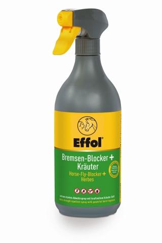Effol Bremsen Blocker + Kräuter 750ml