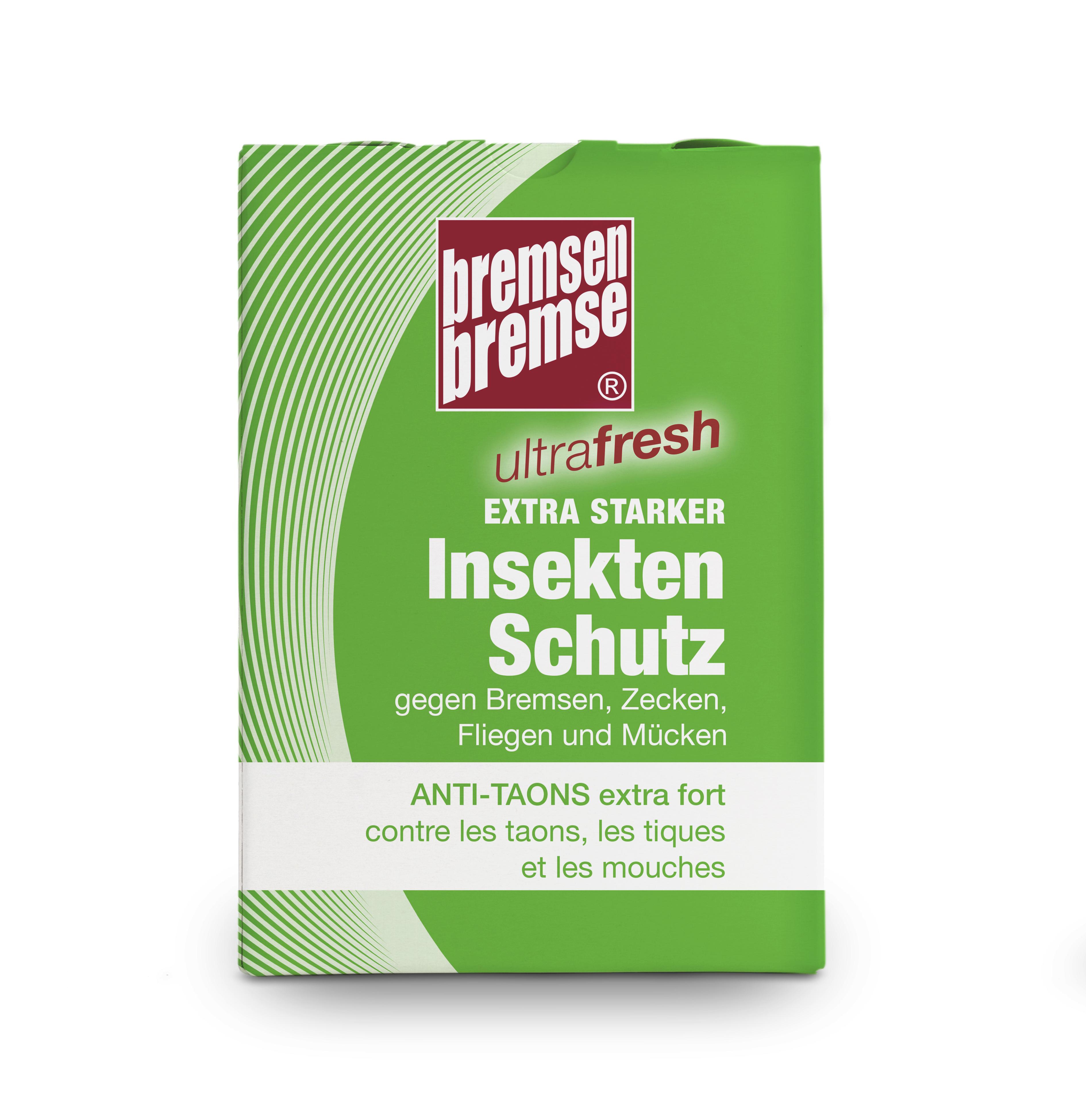 Zedan 2L Bremsen-Bremse Ultrafresh Bag-in-Box