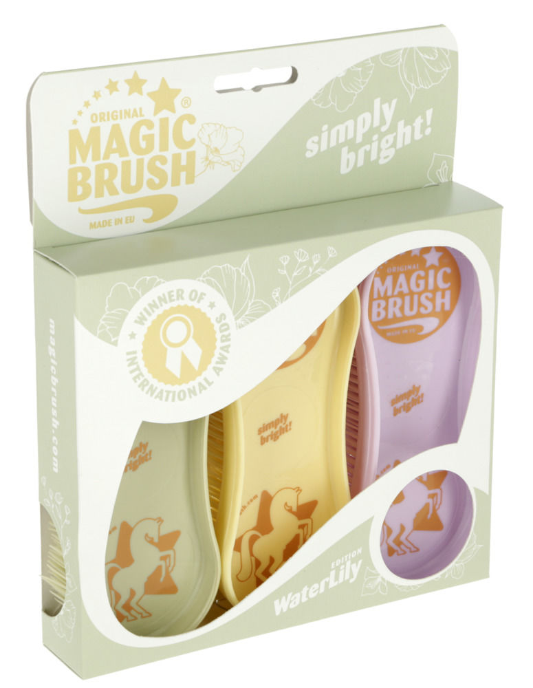 MagicBrush WaterLily Bürsten- Set