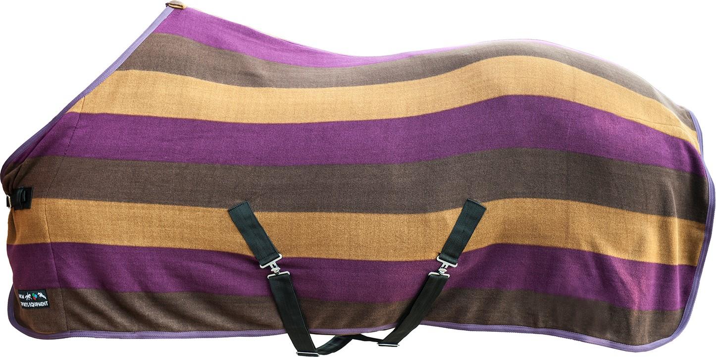 Abschwitzdecke Colour Stripes Pony