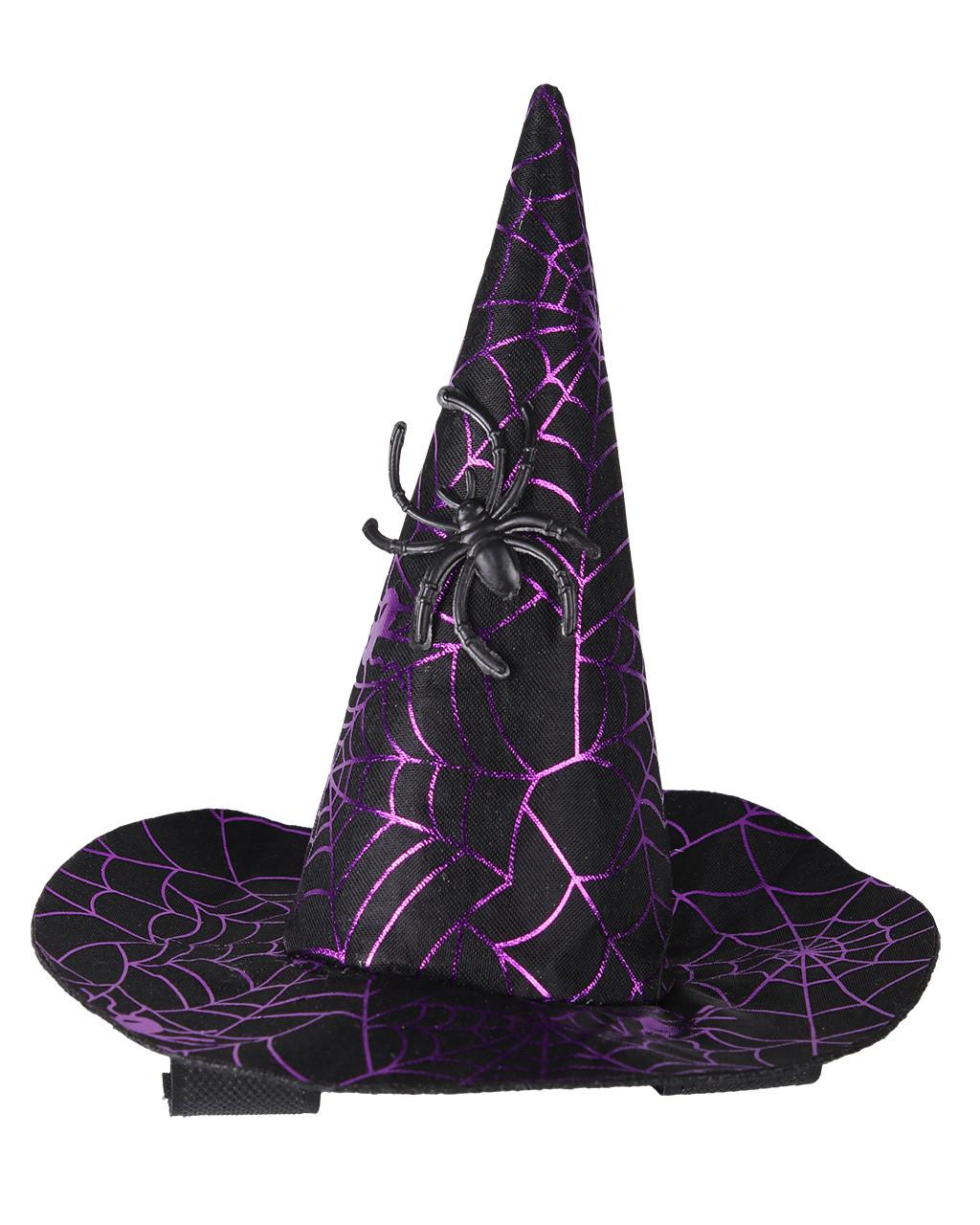 Hexenhut Halloween fürs Pferd