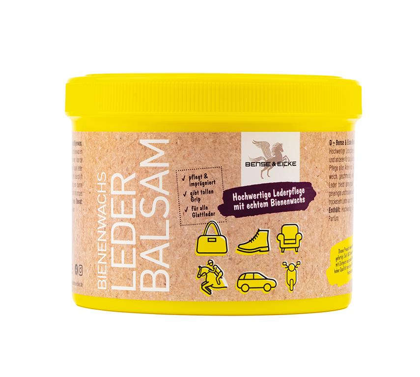 Bienenwachs Leder-Balsam Bense&Eicke