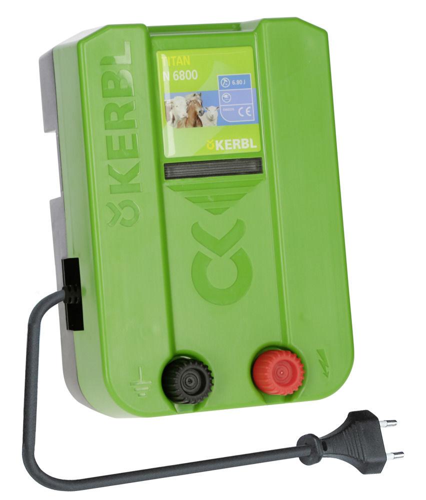 Kerbl TITAN N 6800 Weidezaungerät