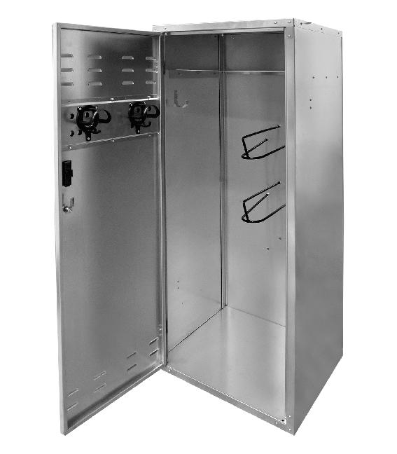 Sattelschrank 60x60x150cm