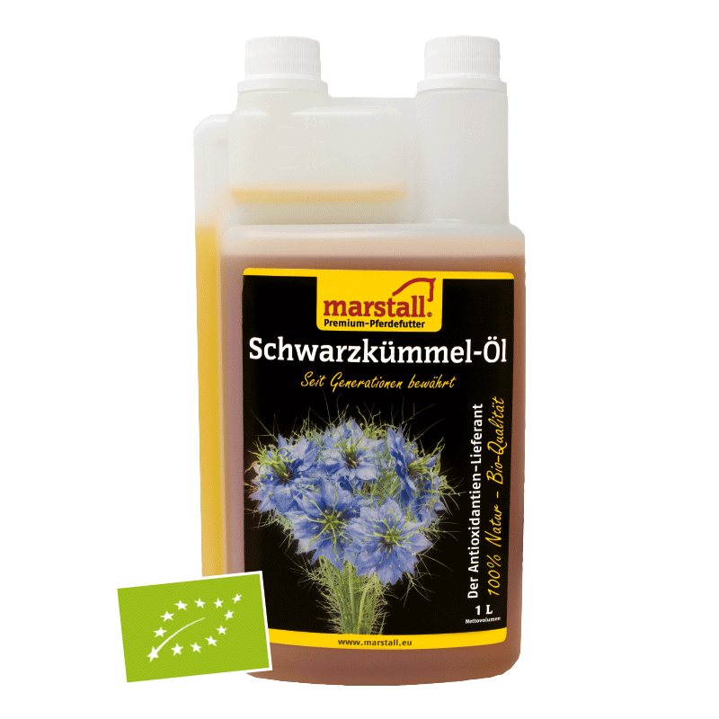 Marstall Schwarzkümmel-Öl 1L