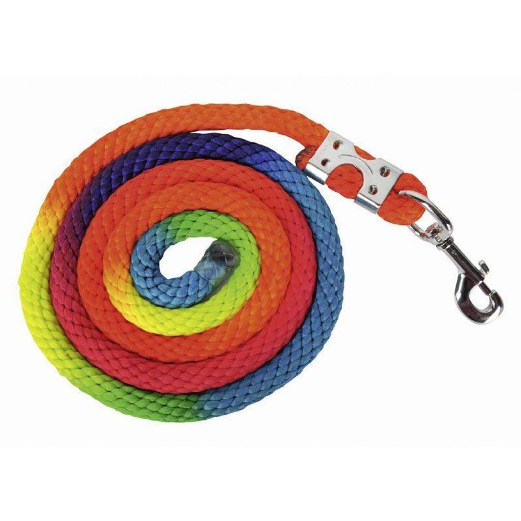 Anbindestrick Multicolor