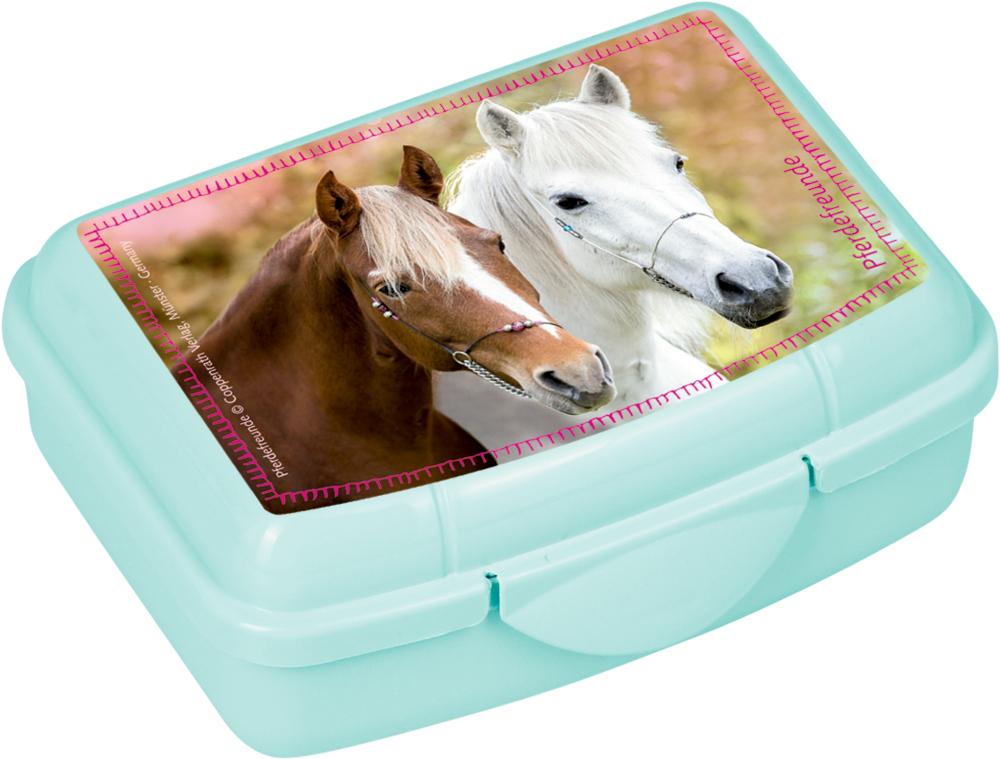 Pferdefreunde Mini-Snackbox