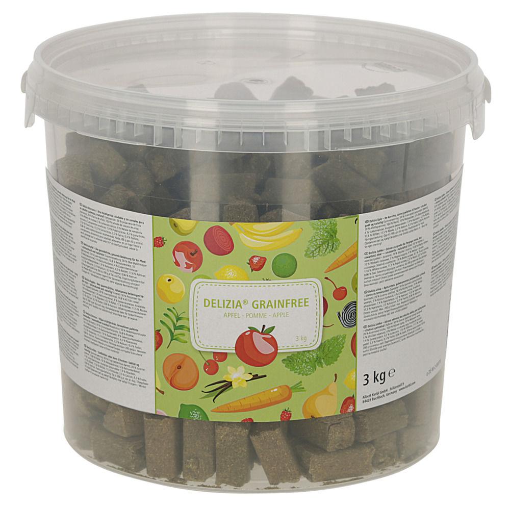 Delizia Getreidefrei Apfel- Belohungswürfel