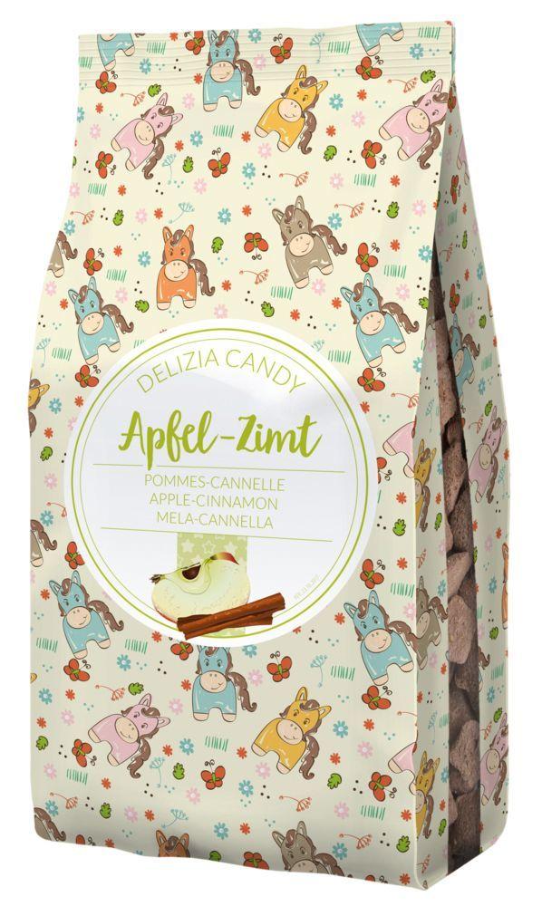 Delizia Candy Apfel/Zimt in Sternform 600
