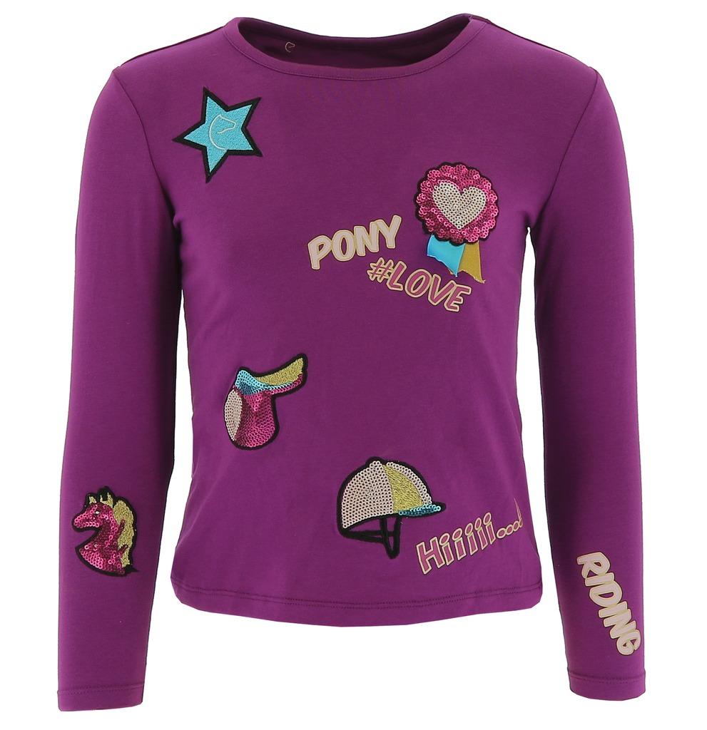 Kinder T-Shirt Pony Love Equi-Kids