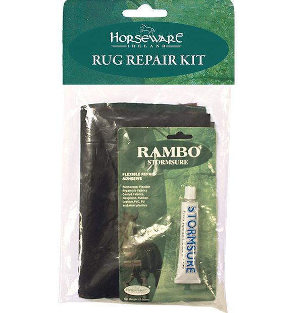 Rambo Rug Repair Kit für Decken