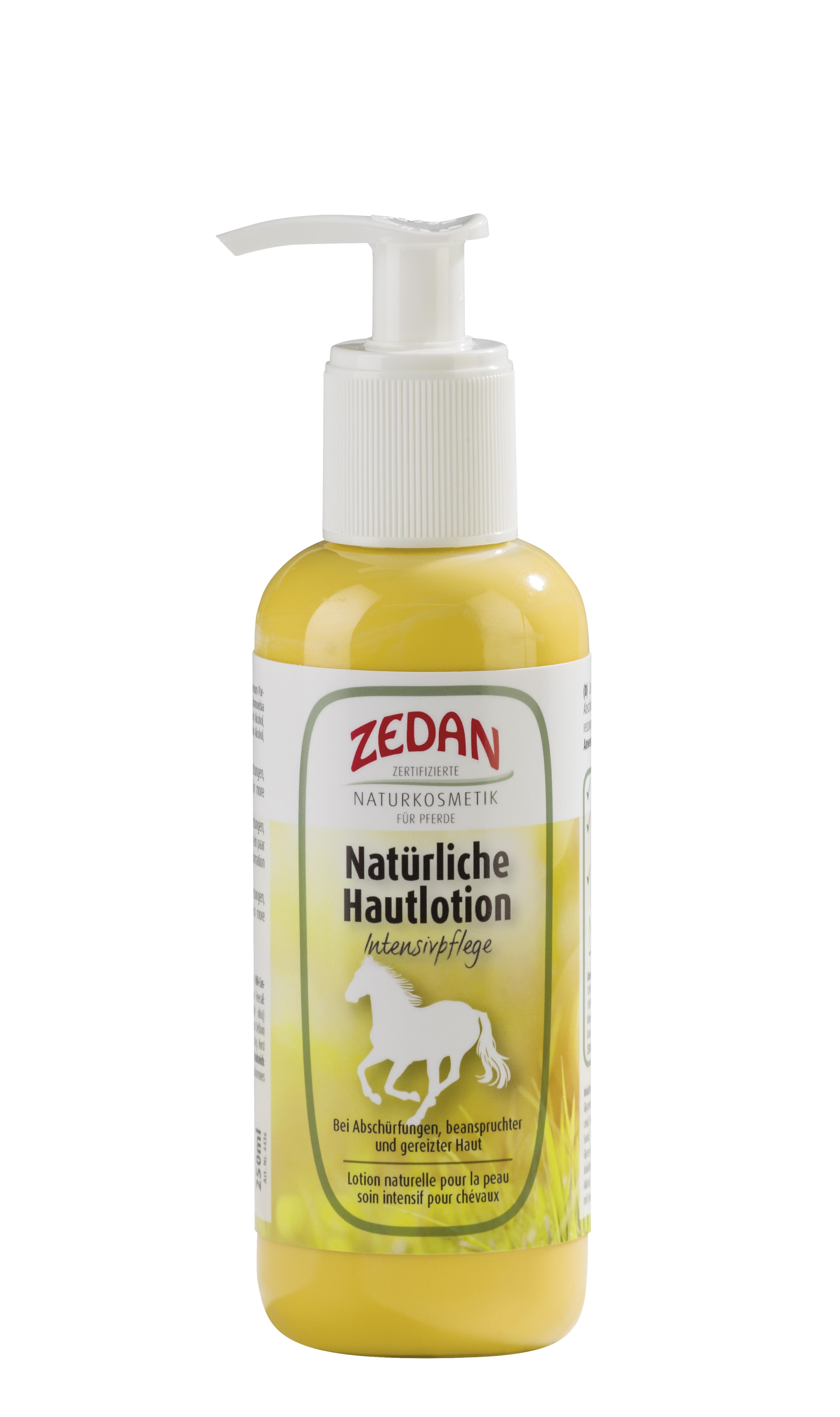 Zedan Natürliche Hautlotion 250ml