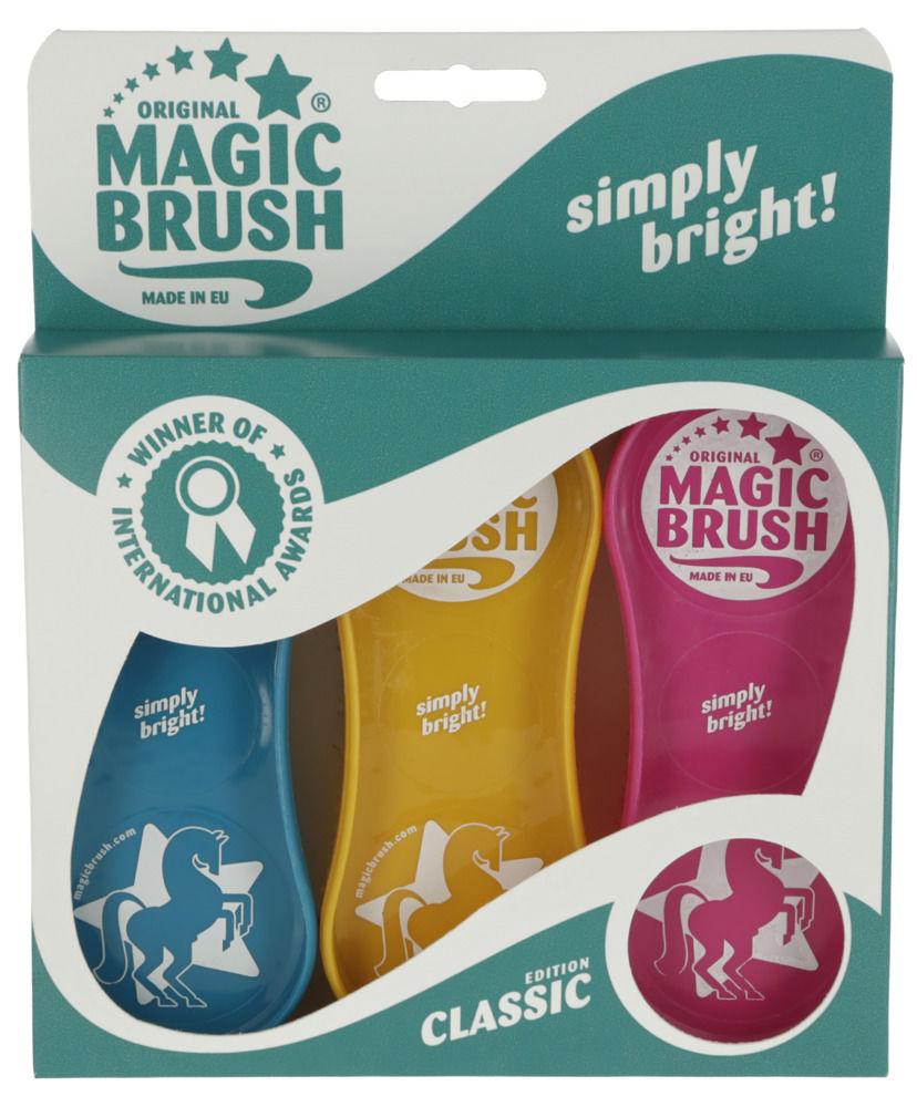 MagicBrush Classic Bürstenset
