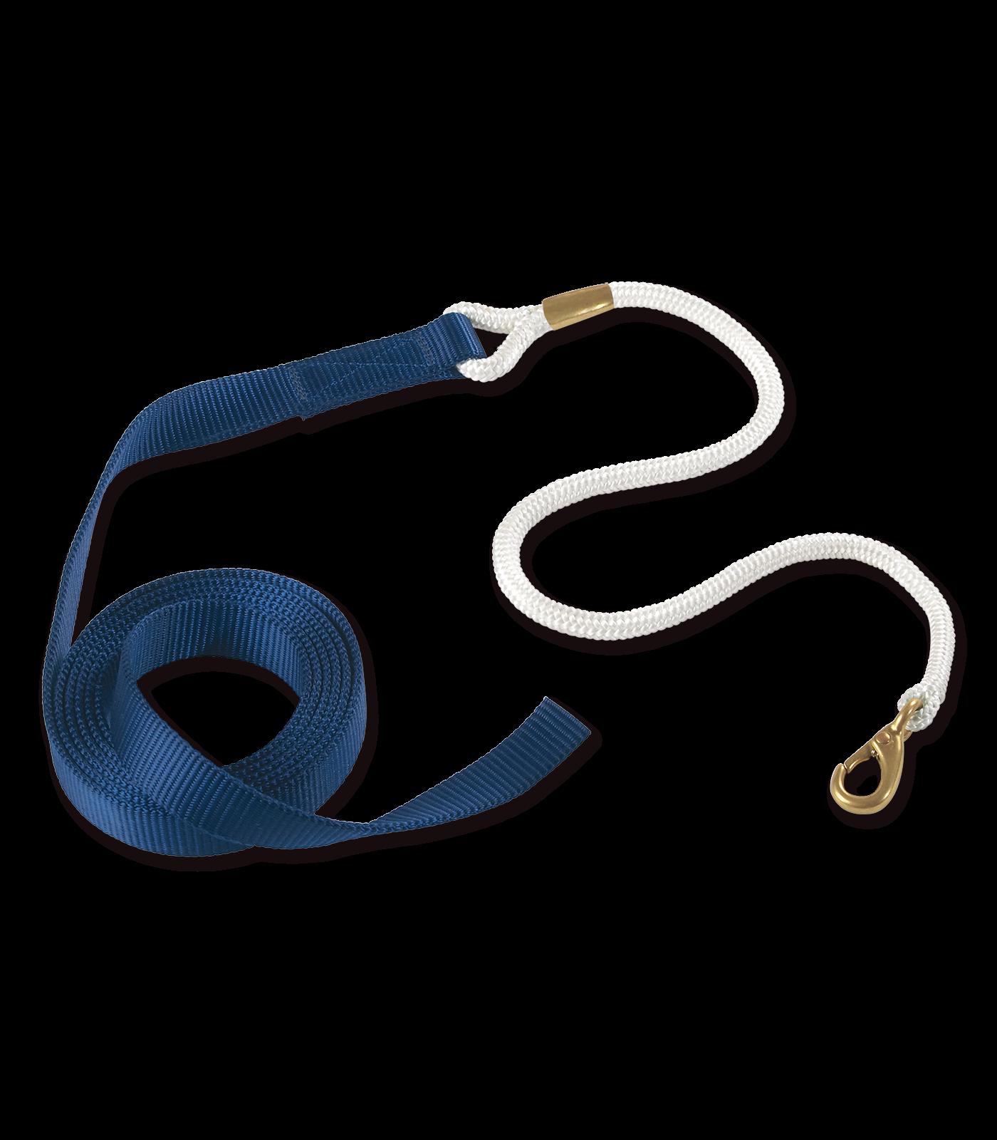 Linda tellington-Jones Führstrick  blau
