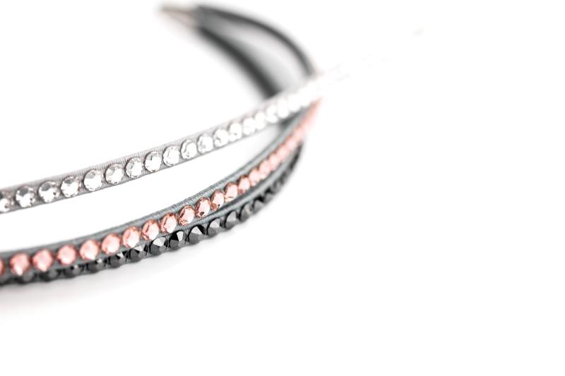 Casco MyStyle Streifen crystal